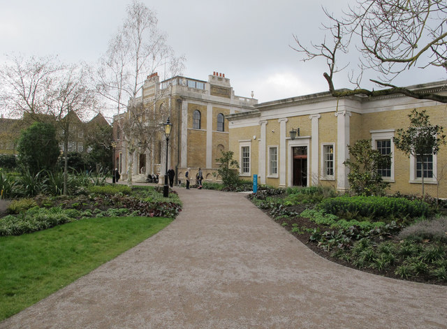 Pitzhanger Manor (restored) and Gallery