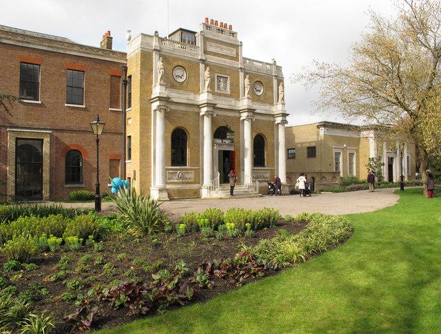 Pitzhanger Manor, Ealing, re-opened in 2019