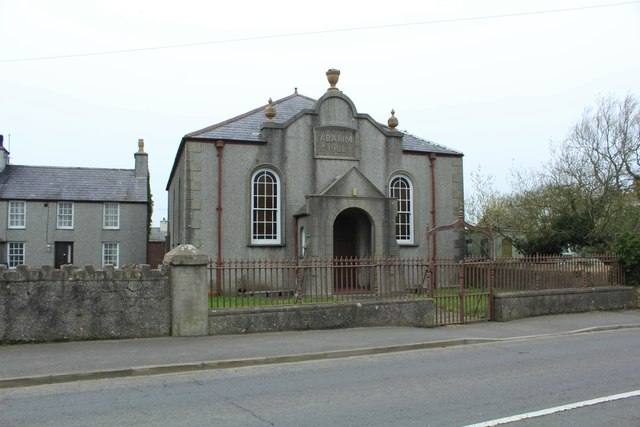 Capel Abarim, Llanfachraeth