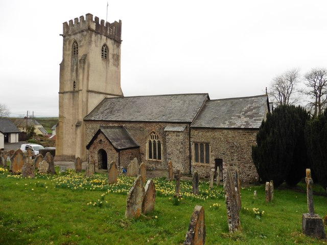 St Peters Church, Knowstone