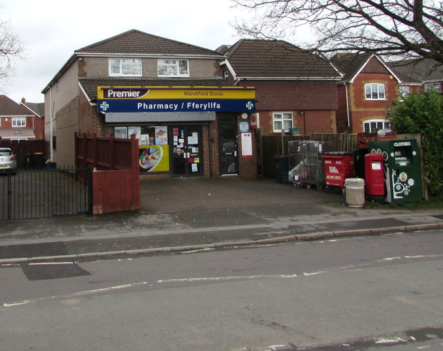 Marshfield Stores, Marshfield Road, Marshfield
