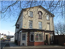 SJ3688 : The Queens Arms, Princes Park by John Slater