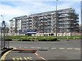 NT2767 : New housing at Burdiehouse by M J Richardson