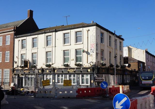 Molloy's on Talbot Road, Blackpool