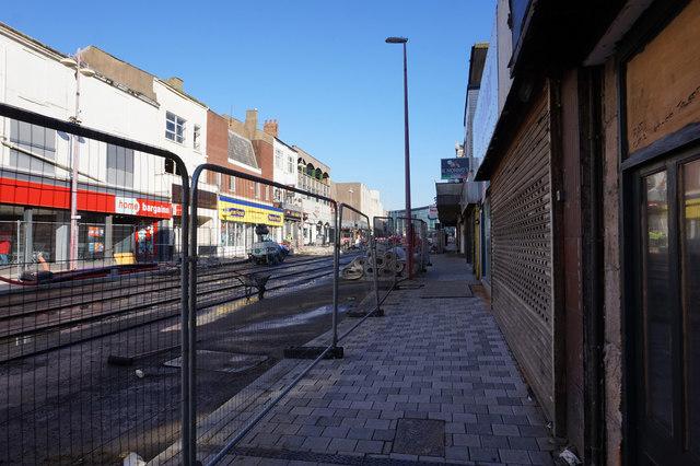 Talbot Street, Blackpool