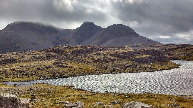 Loch a' Bhealaich Mhòir