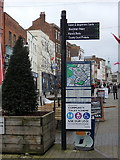 "SO8318 : ""Use our loo!"", Westgate Street, Gloucester by Rudi Winter"