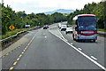 S3704 : Expressway Coach on the N25 in County Waterford by David Dixon