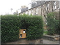 NT2473 : Dalry Place Little Free Library by M J Richardson