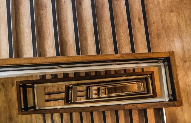 Stairwell, Waterstones Birmingham