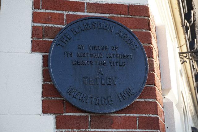 Ramsden Arms, Talbot Road, Blackpool
