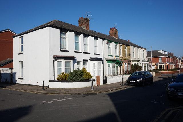 Butler Street, Blackpool