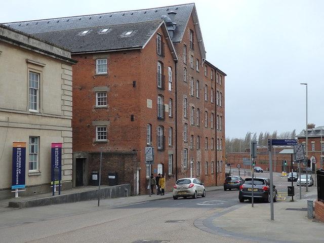 City Flour Mills, Gloucester