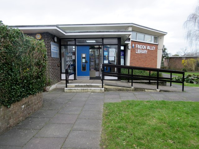 Findon Valley Library, Lime Tree Avenue, BN14 0DH