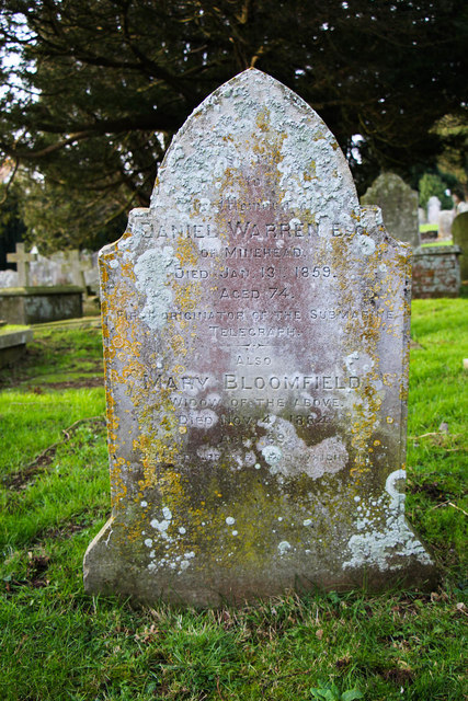 Daniel Warren's Grave