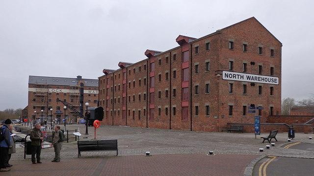 North Warehouse, Gloucester Docks