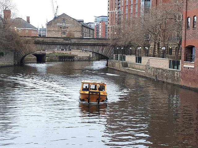 Leeds water taxi (1)