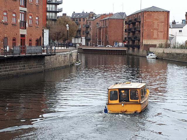 Leeds water taxi (2)