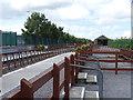 Q9834 : Lartigue Monorail by Matthew Chadwick