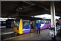 SK3586 : Pacer train 142025 at Sheffield Midland Station by Ian S