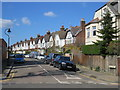 TQ2988 : Berkeley Road, Crouch End by Malc McDonald