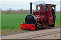 SK2406 : Statfold Barn Railway - Jack by Chris Allen