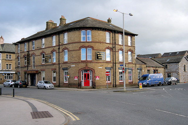 The Royal Station Hotel, Carnforth