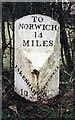 TG0420 : Old Milepost by CW Haines