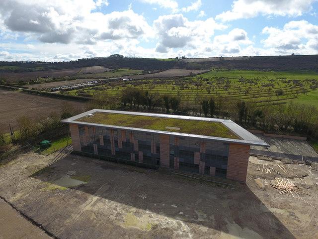 Chilcomb Park development nearly finished