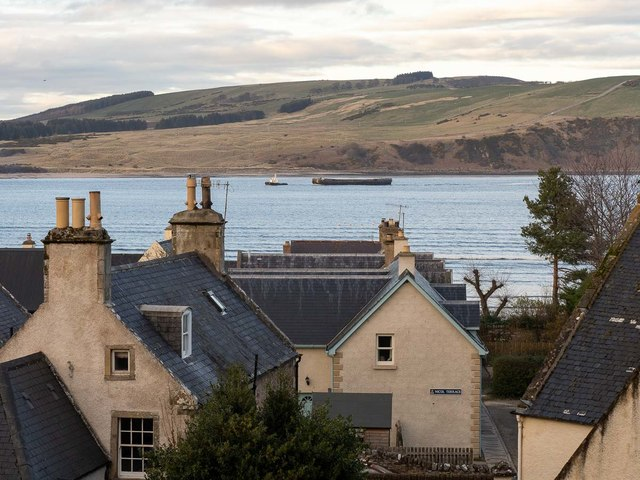 Nicol Terrace Cromarty