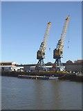 NZ4057 : Corporation Quay, Port of Sunderland by Oliver Dixon