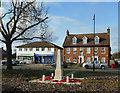 SU9480 : Cippenham War Memorial by Des Blenkinsopp