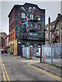 SJ8498 : Northern Quarter, Port Street by David Dixon