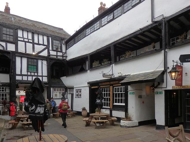 New Inn, Gloucester