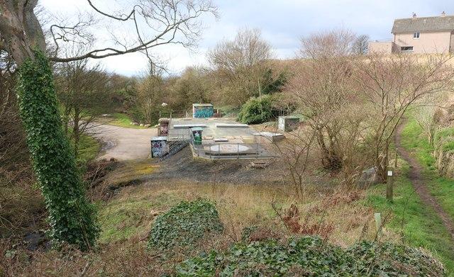 Lower Largo Waste Water Treatment Works