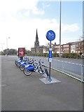 SO9198 : Wolverhampton Bikes by Gordon Griffiths