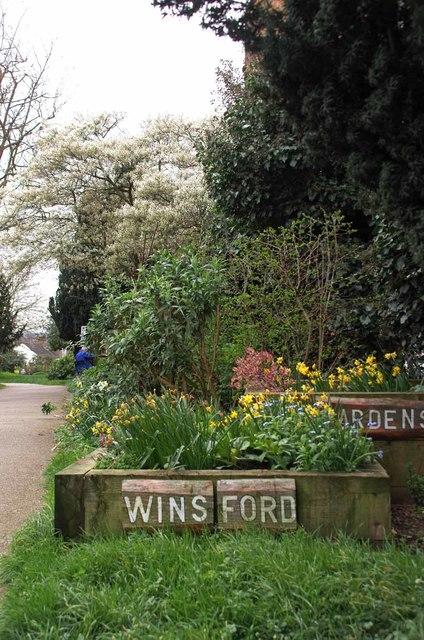 Winsford Gardens Penge
