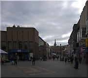 SP0198 : Walsall town centre by Phil