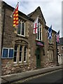 NT9953 : The New Visitor Centre and Cafe in former Methodist Church Berwick by Jennifer Petrie