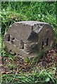 NY9474 : Old Milestone by the A6079, Chollerton by IA Davison