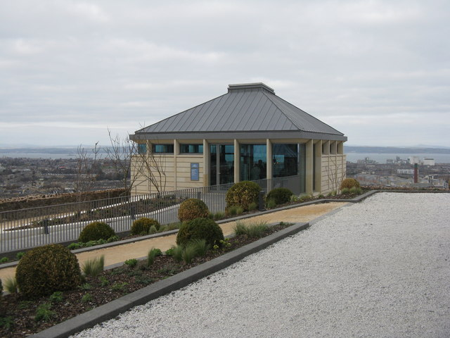 The Lookout on Calton Hill