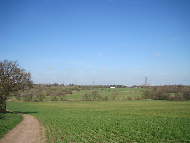 Track to Rainhill Stoops