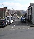 ST1289 : Coedcae Road, Abertridwr by Jaggery