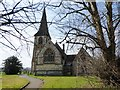SU7730 : Greatham Church in Hampshire by John P Reeves