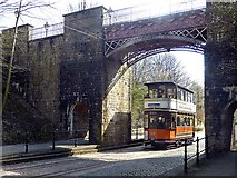 SK3455 : Crich Tramway Museum by Graham Hogg