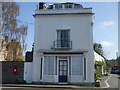 ST6087 : The old Post Office, Olveston by Neil Owen