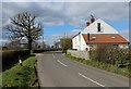 SE5141 : Hornington Cottages by Chris Heaton