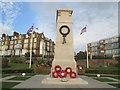TF6741 : War  Memorial  Hunstanton by Martin Dawes