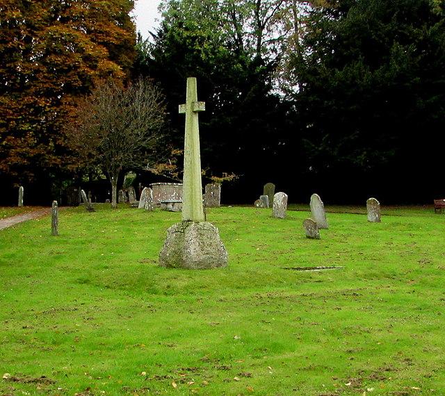 Preshute War Memorial, Marlborough