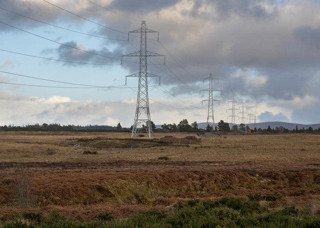 Another new pylon line
